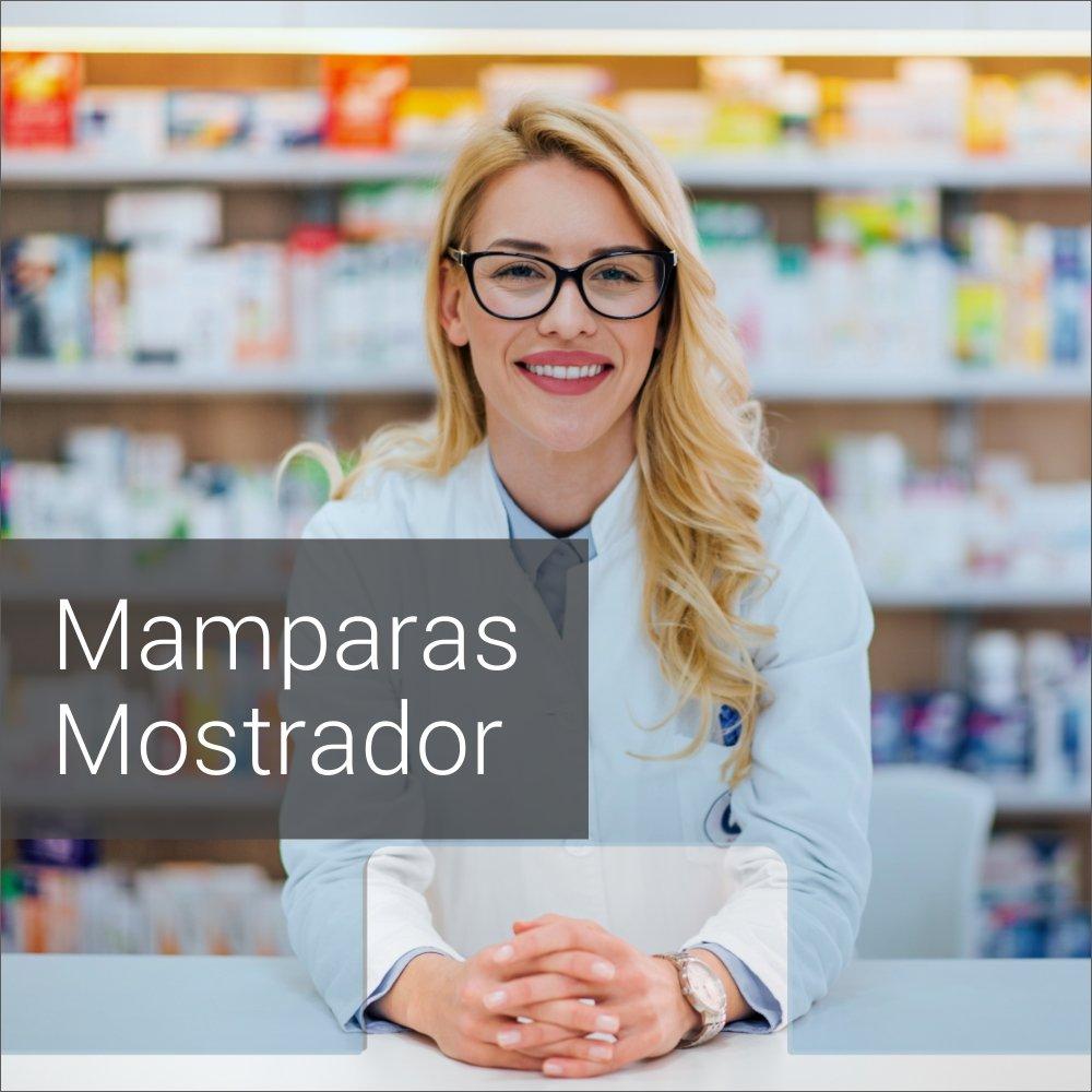 Portada de Dossier descargable de Mamparas protectoras de mostrador anticontagio